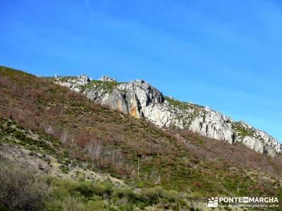 Montaña Leonesa Babia;Viaje senderismo puente; grupos pequeños atención exclusiva al senderista